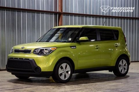 Pre-Owned 2016 Kia Soul Base
