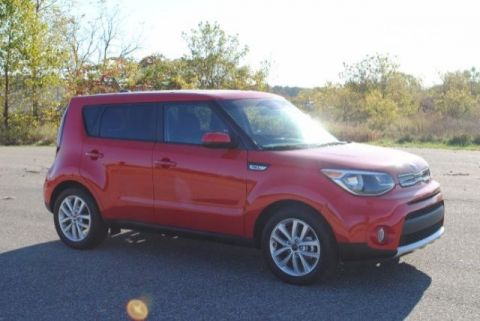 2017 Kia Soul + Wheelchair Accessible Car #23702