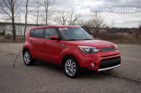 2017 Kia Soul + Wheelchair Accessible Car #23874