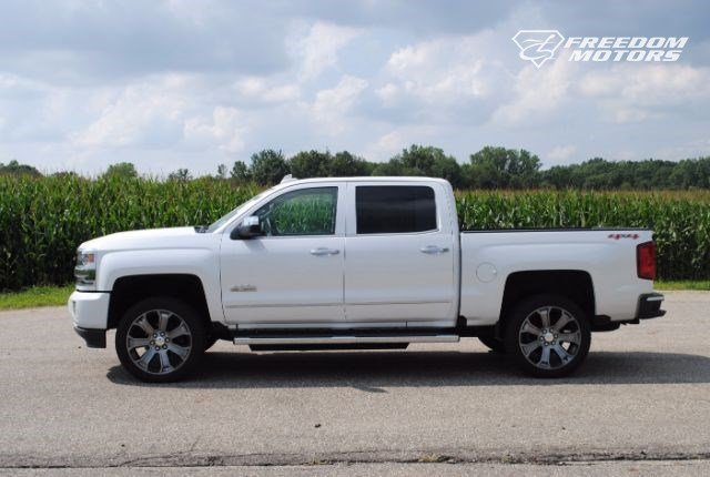 2017 chevrolet silverado 1500 high country accessible truck 22976. Black Bedroom Furniture Sets. Home Design Ideas