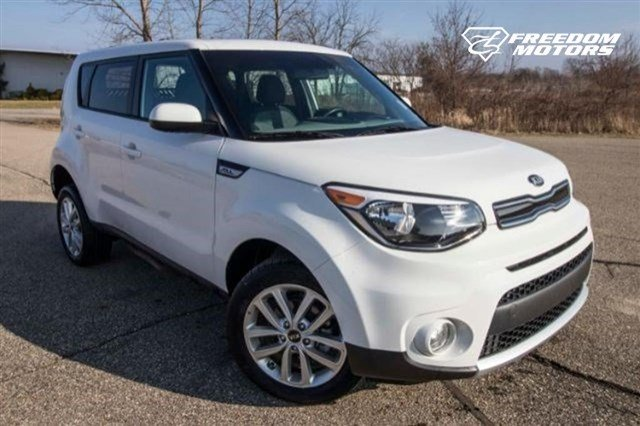 Pre-Owned 2017 Kia Soul + Wheelchair Accessible Cars