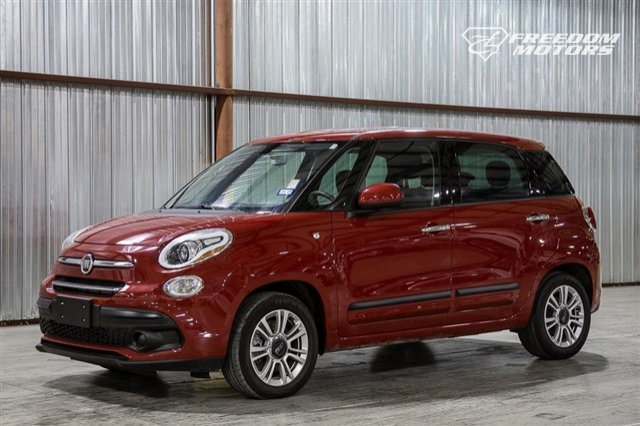 Pre-Owned 2018 FIAT 500L Pop