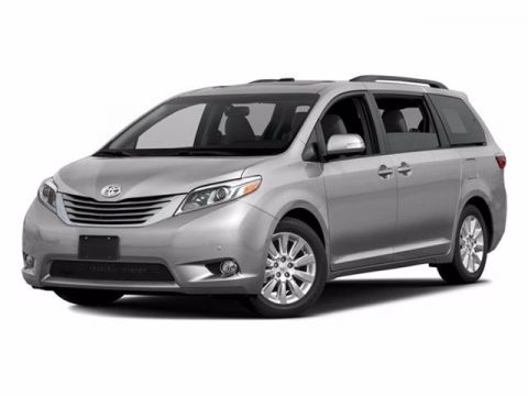 Pre-Owned 2016 Toyota Sienna XLE 8-Passenger